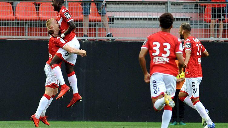Les Valenciennois débutent bien la saison (LO PRESTI / MAXPPP)