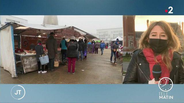Covid-19: le Pas-de-Calais confiné le week-end pour faire face à une situation critique