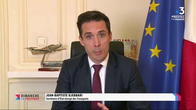 """Jean-Baptiste Djebbari : toutes les commandes de masques """"sont contrôlées de la même façon"""""""