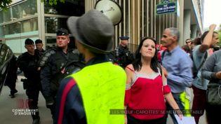 La colère monte contre l'IGPN, soupçonnée de bâcler ses enquêtes sur les violences policières (COMPLÉMENT D'ENQUÊTE/FRANCE 2)