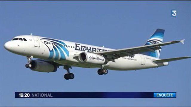 EgyptAir : l'appareil électronique du copilote à l'origine du crash ?