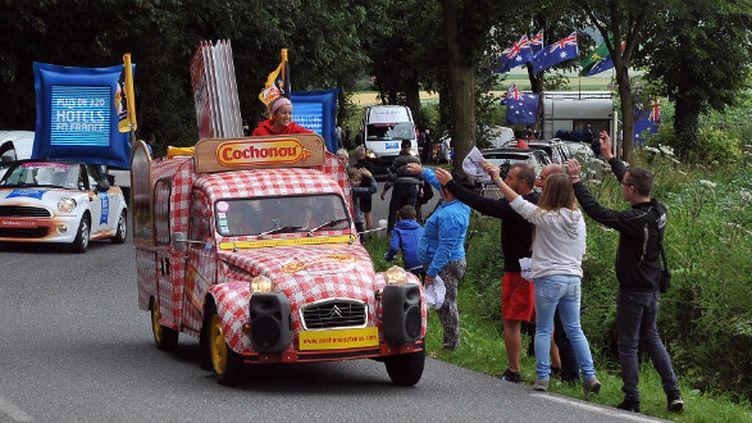 La caravane, institution du Tour de France depuis 1930