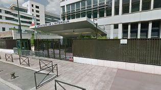 Le siège de la DGSI, à Levallois-Perret (Hauts-de-Seine). (GOOGLE STREET VIEW)