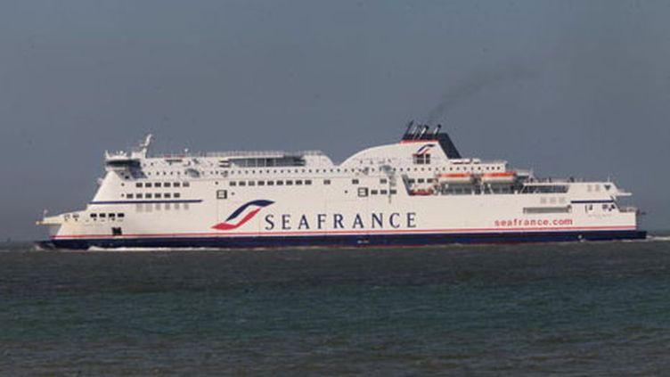 Un ferry de la compagnie SeaFrance (Getty Images / Mark Renders)