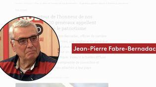 """Tribune des militaires dans """"Valeurs Actuelles"""" : Jean-Pierre Fabre-Bernadac, l'homme derrière cette prise de position ? (FRANCEINFO)"""