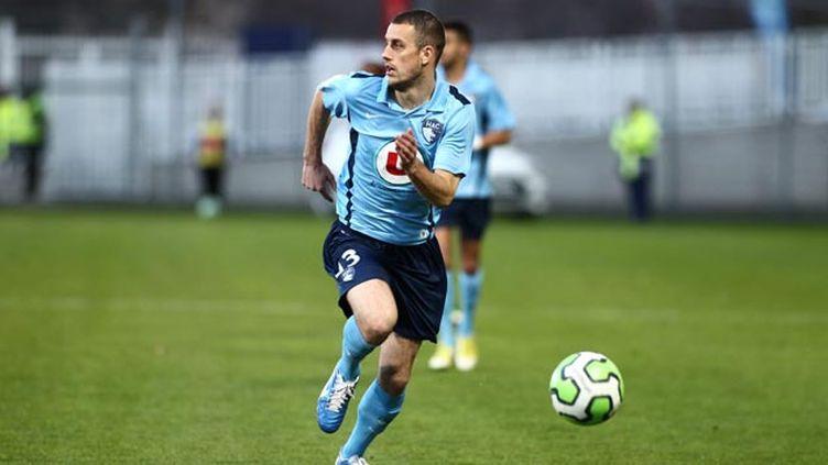 (Le club de football du Havre est en passe d'être racheté par Vincent Volpe, un homme d'affaire américain © MaxPPP)