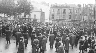 Comment expliquer Mai 68 à des collégiens ? Alors que beaucoup ignorent ce qu'il s'est passé, la rédaction de France 3 a suiviune classe nantaise(Loire-Atlantique) qui découvre cette partie de l'Histoire. (France 3)