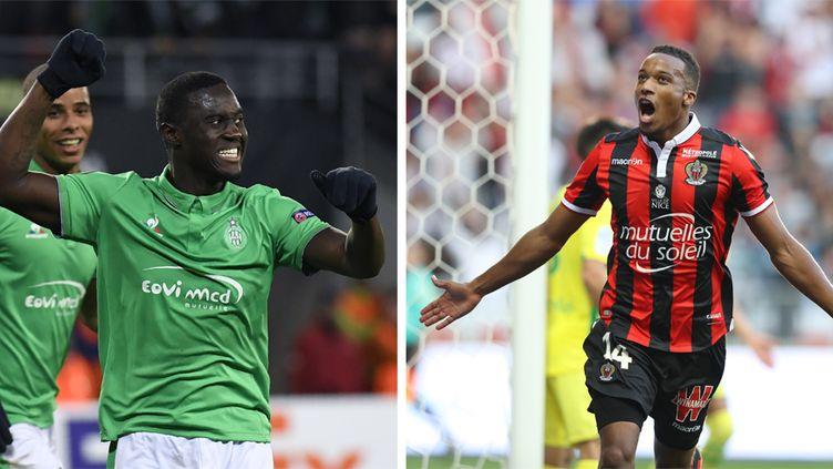 Face aux derniers de leurs groupes respectifs, Saint-Etienne et Nice ont obligation de résultat en Ligue Europa