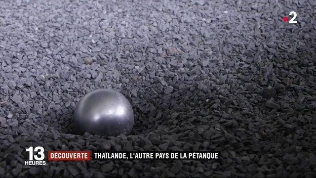 La Thaïlande, l'autre pays de la pétanque
