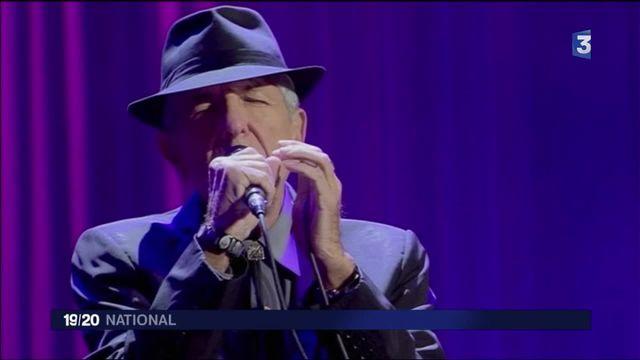 Leonard Cohen : l'idole mondiale s'est éteinte à 82 ans