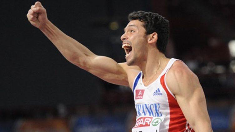 La joie et la rage de l'heptathlonien Nadir El Fassi