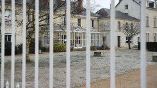 Le centre de déradicalisation à Beaumont-en-Véron (Indre-et-Loire), le 11 février 2017. (GUILLAUME SOUVANT / AFP)