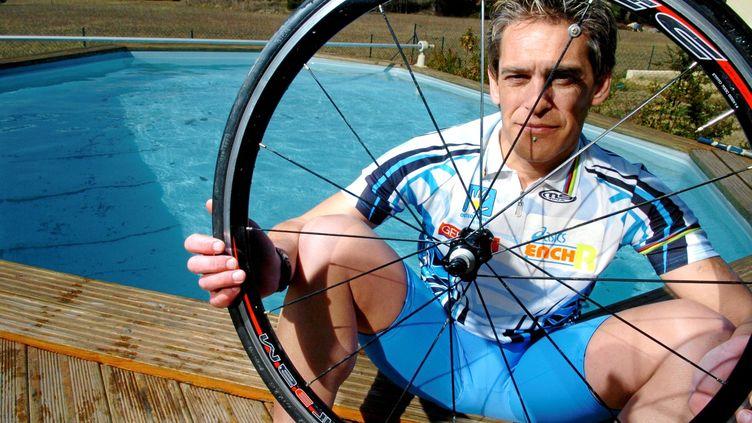 Pascal Pich, athlète aux multiples records (FRANCK VALENTIN / MAXPPP TEAMSHOOT)