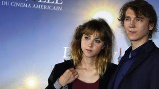 Zoe Kazan et Paul Dano  (Charly Triballeau / AFP)