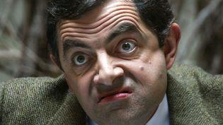 Rowan Atkinson, alias Mr Bean  (JOEL SAGET / AFP)