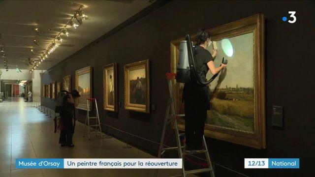 Déconfinement : réouverture du Musée d'Orsay dans des conditions de visite exceptionnelles