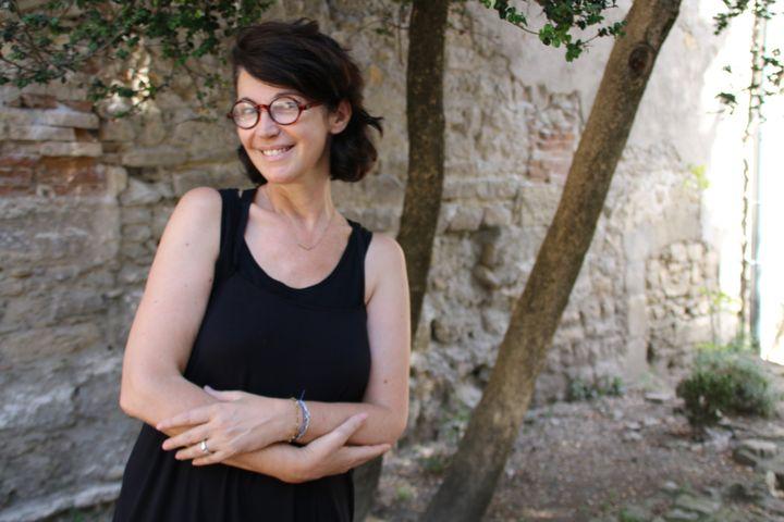 """Zabou Breitman au théâtre des Halles avec """"Logiqueimperturbabledufou""""  (Sophie Jouve/Culturebox)"""