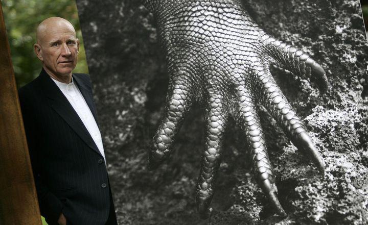 """En 2006, Sebastião Salgado avait déjà exposé quelques images de """"Genesis"""" à Oviedo, en Espagne  (Miguel Riopa / AFP)"""