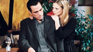 "Maurice Bénard et Tamara Braun dans la série ""General Hospital"" (© ABC, Inc)"