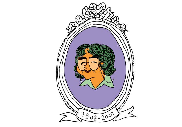 """Giorgina Reid, """"Culottées"""", Pénélope Bagieu  (Giorgina Reid, """"Culottées"""", Pénélope Bagieu)"""