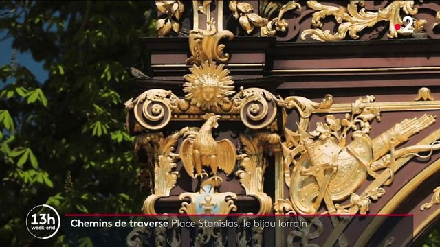 Meurthe-et-Moselle : à la découverte de la place Stanislas à Nancy