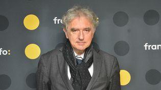 Michel Crépu,écrivain, critique littéraire et rédacteur en chef de la revue NRF. (JEAN-CHRISTOPHE BOURDILLAT / RADIO FRANCE)