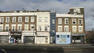 Immobilier : la maison la plus étroite de Londres en vente à prix d'or (FRANCE 2)