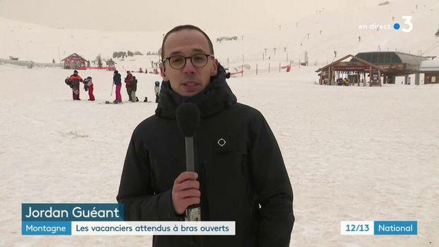 Montagne : l'Alpe d'Huez en manque de vacanciers