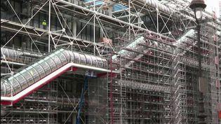 Paris : le Centre Pompidou fermera pour travaux de 2023 à 2027 (FRANCE 2)