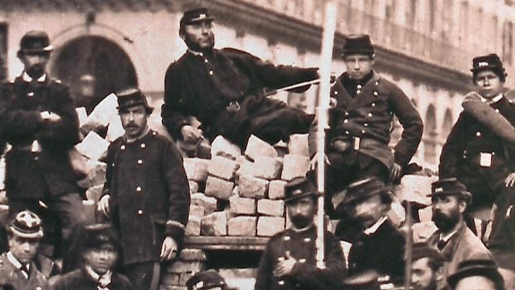 Exposition Bruno Braquehais à la médiathèque de Dieppe, le premier photo-reporter de la Commune de Paris  (Ville de Dieppe)