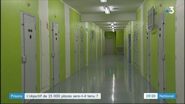 Prisons : l'objectif de 15 000 places sera-t-il tenu ?