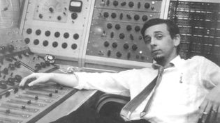 Le producteur de musiqque Phil Spector au début des années 1970. (MICHAEL OCHS ARCHIVES / MICHAEL OCHS ARCHIVES)