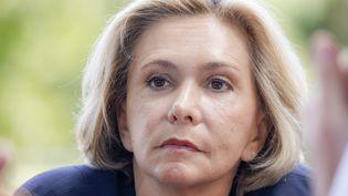 Valérie Pécresse, candidate à l'élection présidentielle 2022, à Brive-La-Gaillarde. (OLIVIER CORSAN / MAXPPP)