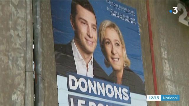 Élections européennes : le RN cartonne dans ses fiefs