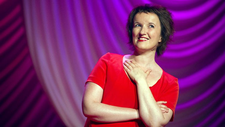 Anne Roumanoff  (AFP)
