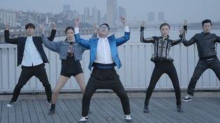 """Psy : le clip de """"Gentleman"""" a battu les records de visionnage sur YouTube  (Capture d'image / Culturebox)"""