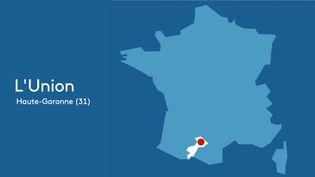 L'Union dans le Haute-Garonne (31) (FRANCEINFO / STEPHANIE BERLU)