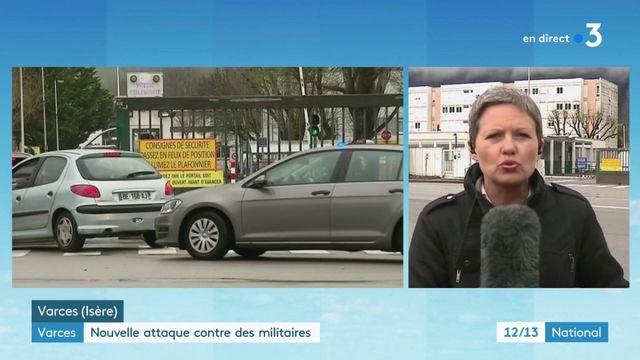 Militaires attaqués à Varces : le véhicule a été retrouvé