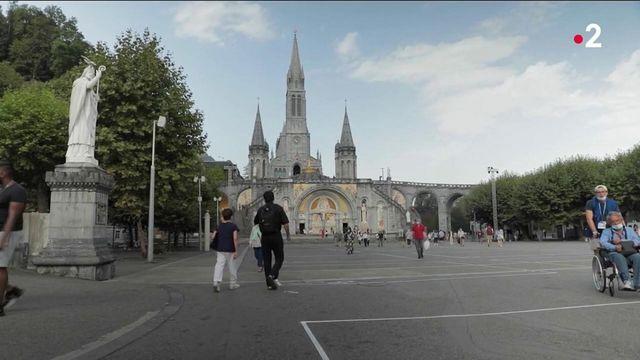 Lourdes : les pèlerins sont de retour pour l'Assomption