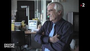 Envoyé spécial. Hommage à Marcel Trillat (ENVOYÉ SPÉCIAL  / FRANCE 2)