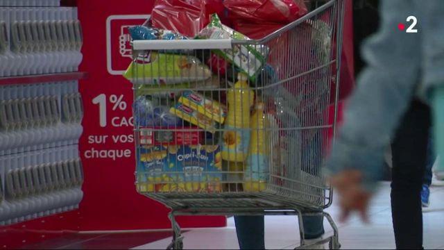 Consommation : moins d'achats en grande surface