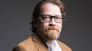 L'écrivain américain Dan Chaon  (Géraldine Aresteanu / Albin Michel)