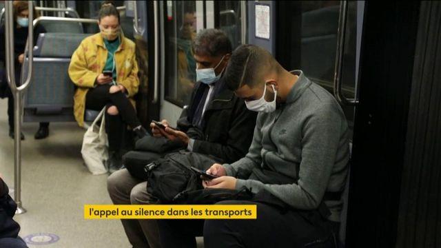 Coronavirus : se taire dans les transports limiterait la contagion, mais est-ce possible ?