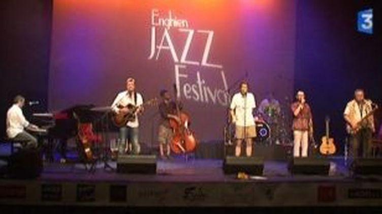 Festival de jazz à Enghien : une programmation constellée d'étoiles  (Culturebox)