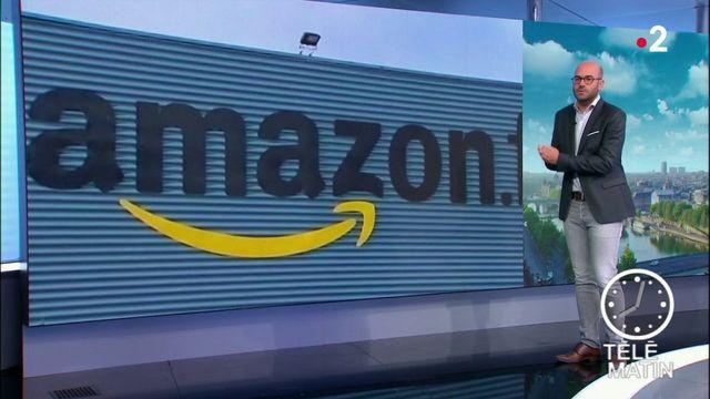 Taxe Gafa : la réplique d'Amazon
