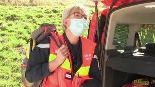 Vaccination contre le Covid-19 : les pompiers en renfort dans les zones isolées (FRANCE 2)