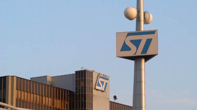 (STMicroelectronics annonce la suppression de 1.400 emplois, dont 430 en France © MaxPPP)