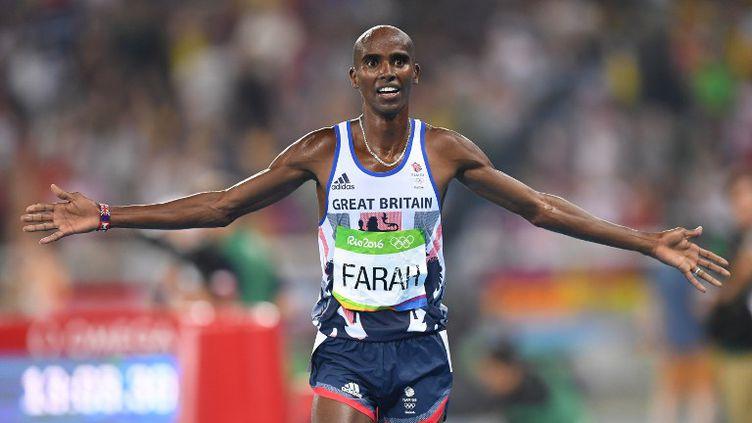 Mo Farah (ERIC FEFERBERG / AFP)