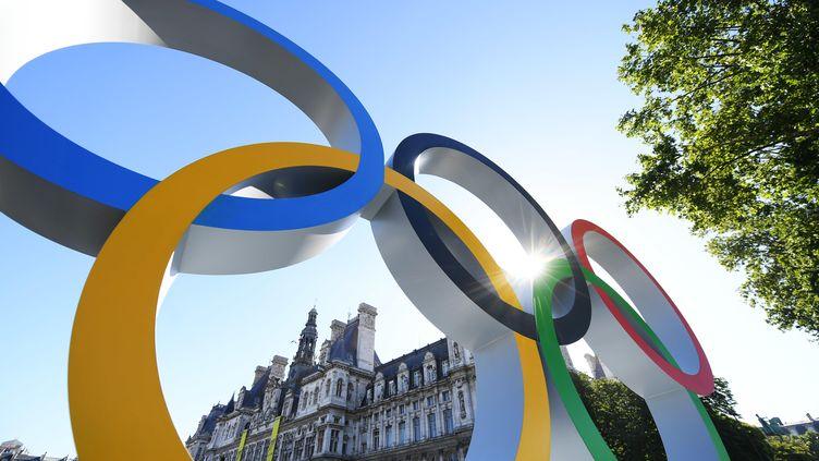 Les Jeux de Paris devraient mobiliser environ 150 000 emplois. (PHILIPPE MILLEREAU / DPPI MEDIA)