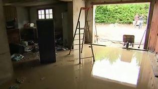 Inondations Amou, Landes, mai 2018. (FRANCE 3)